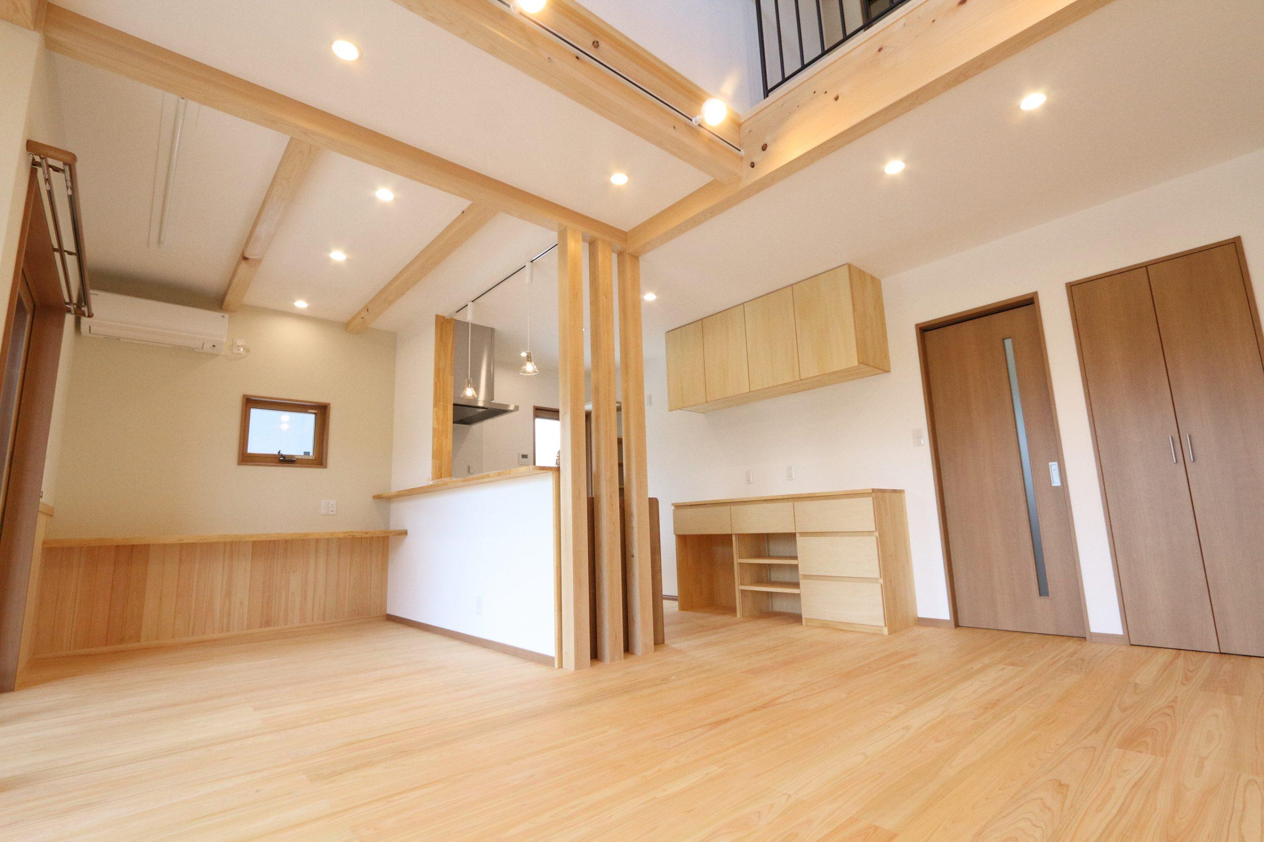 光と風と灯りでデザインされた家