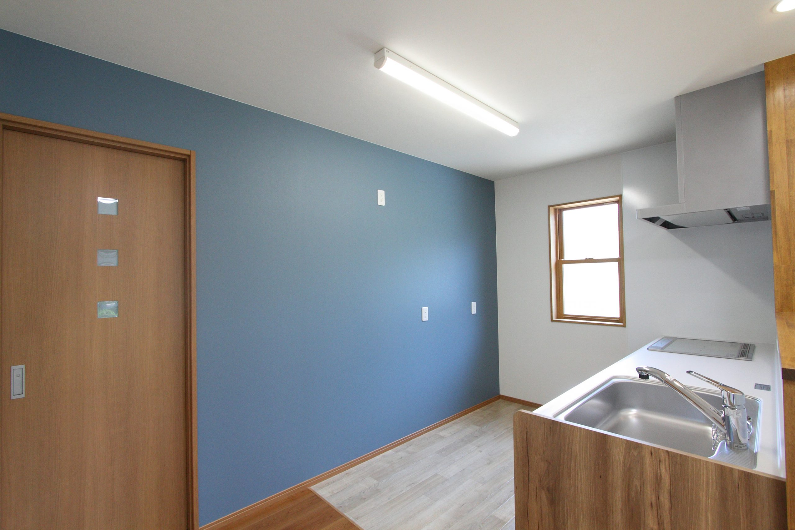 間取り変更と設備一新で蘇った既存住宅